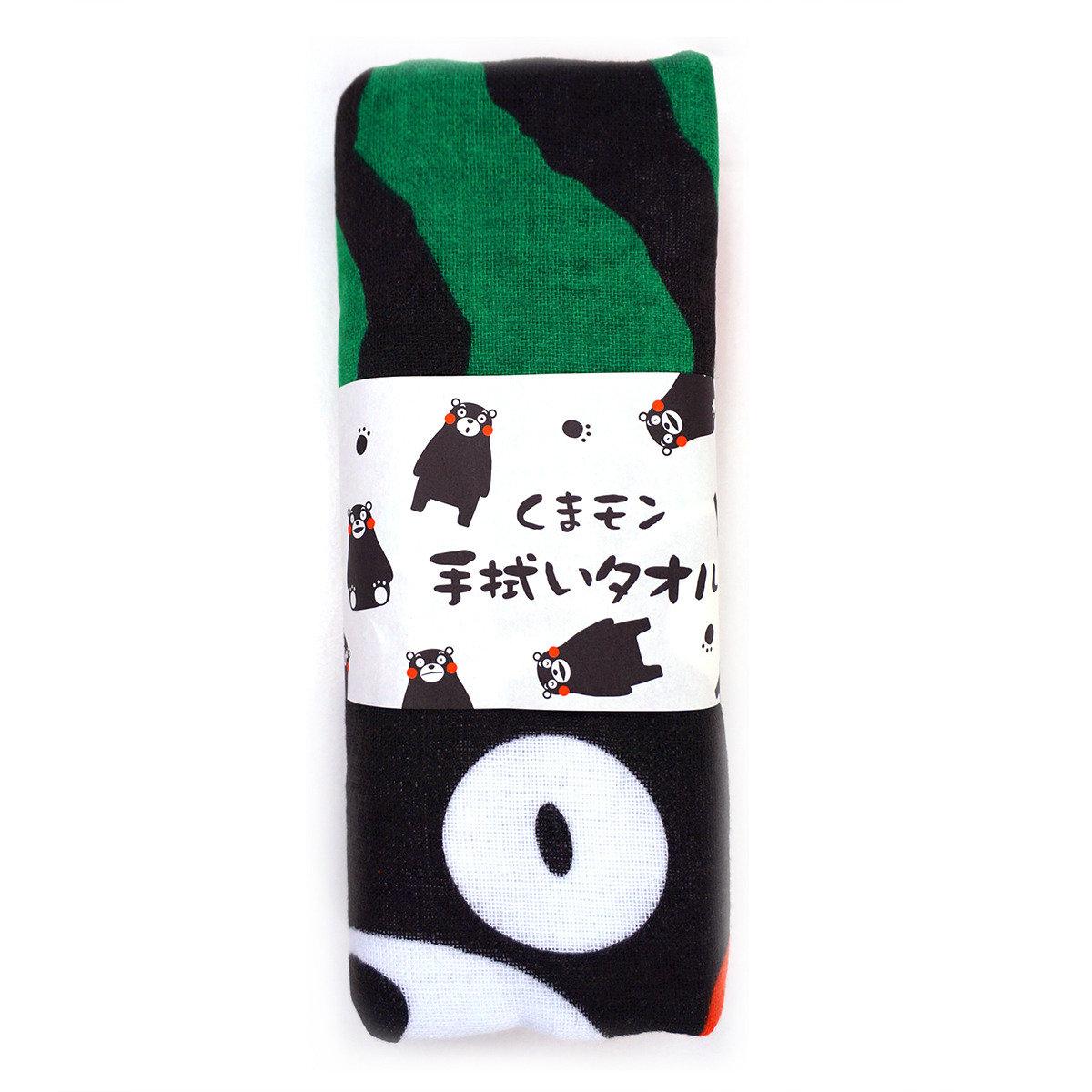KUMAMON 抹手巾 (西瓜)