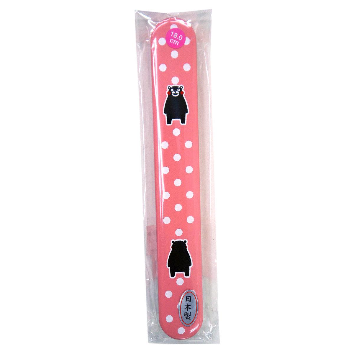KUMAMON 筷子盒 (粉紅)