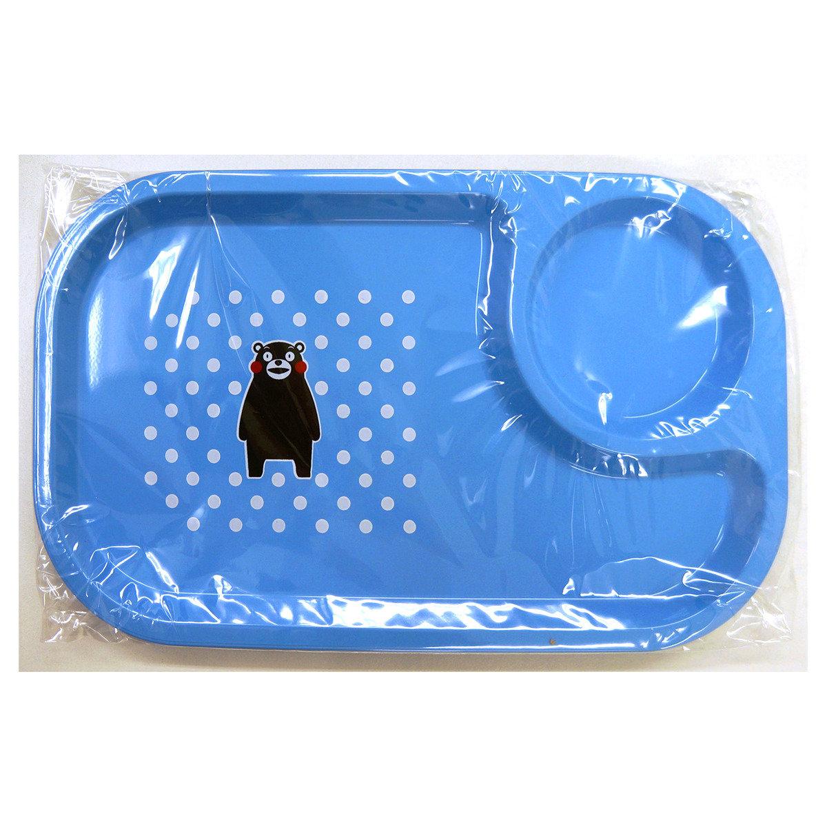 KUMAMON 餐盤 (藍)
