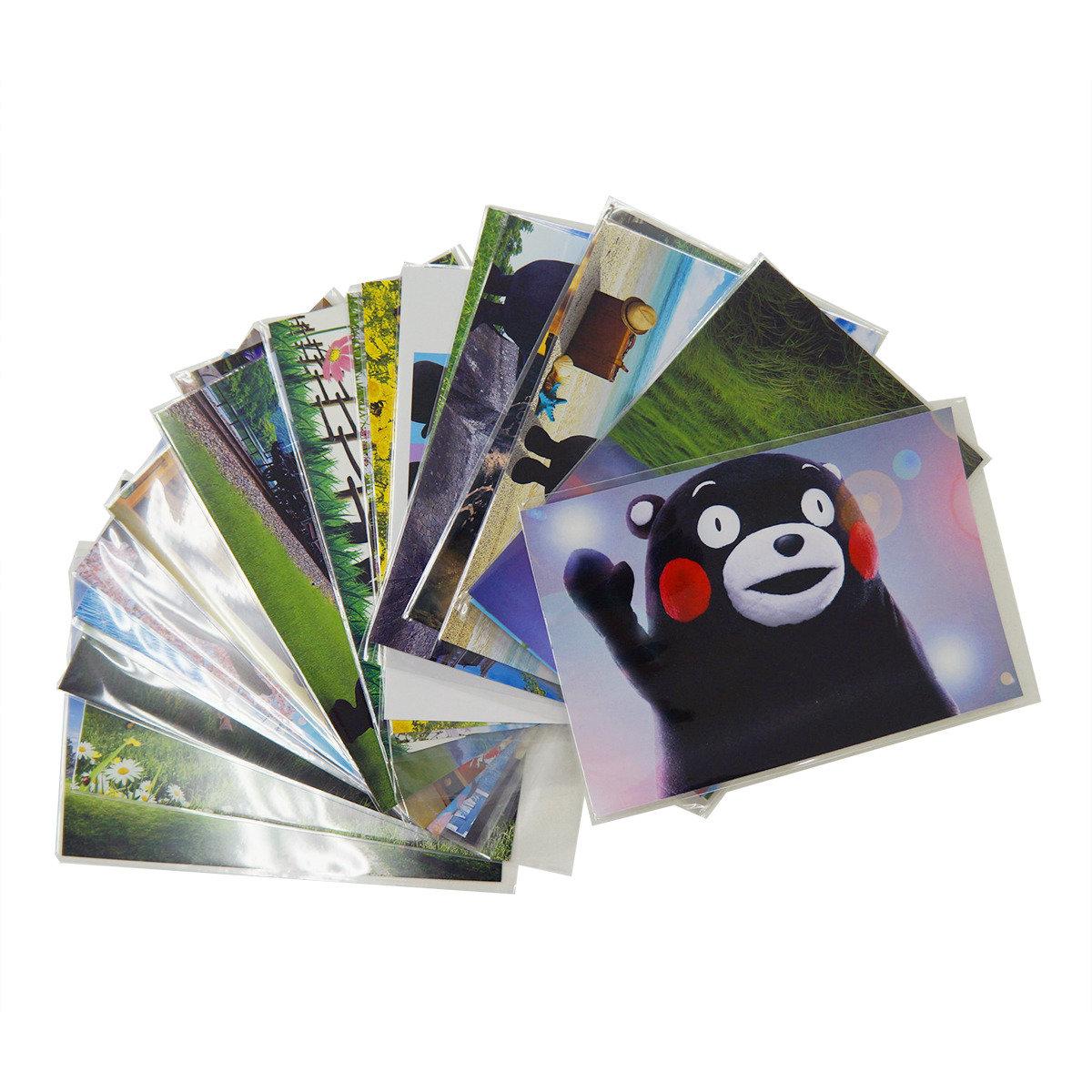 KUMAMON 明信片 (10張套裝)