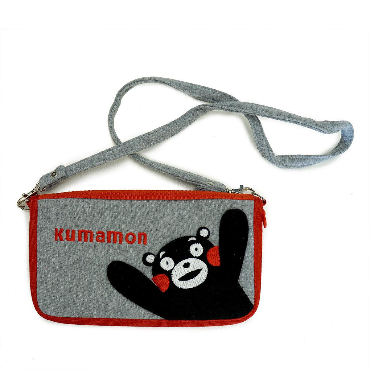 KUMAMON多功能斜孭袋