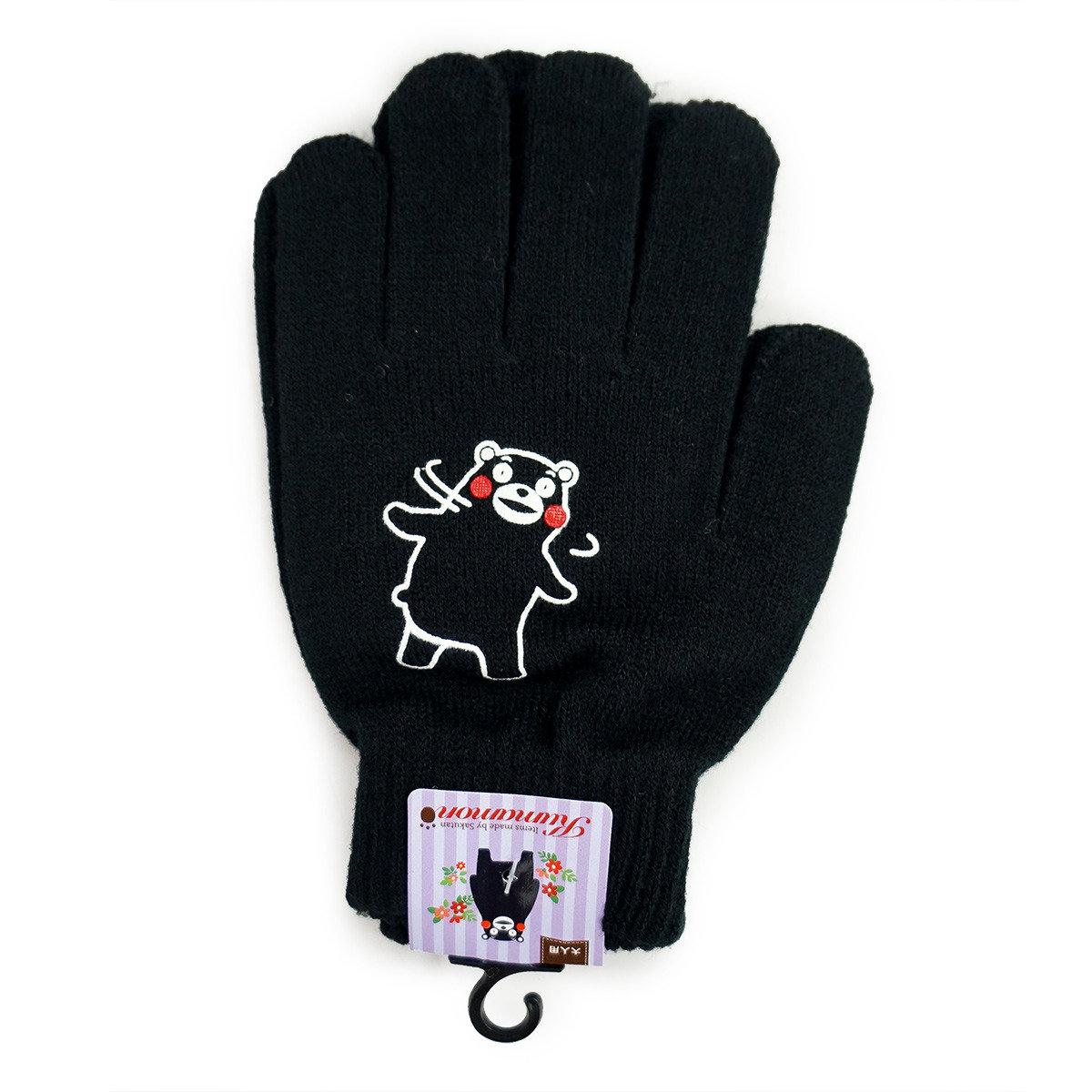 KUMAMON 保暖手套(成人尺寸)