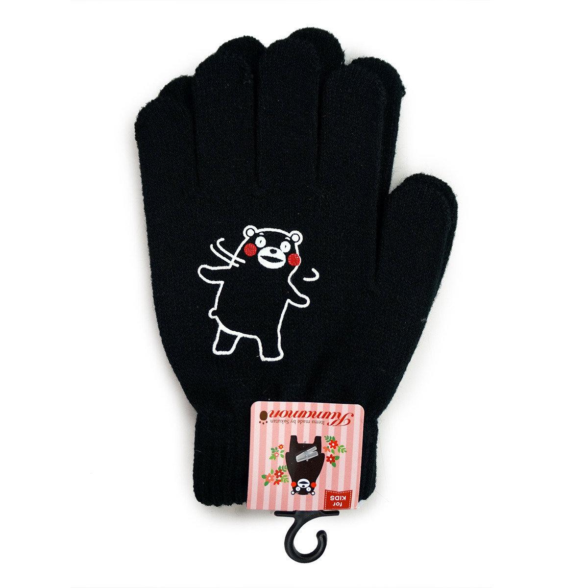 KUMAMON 保暖手套(小童尺寸)