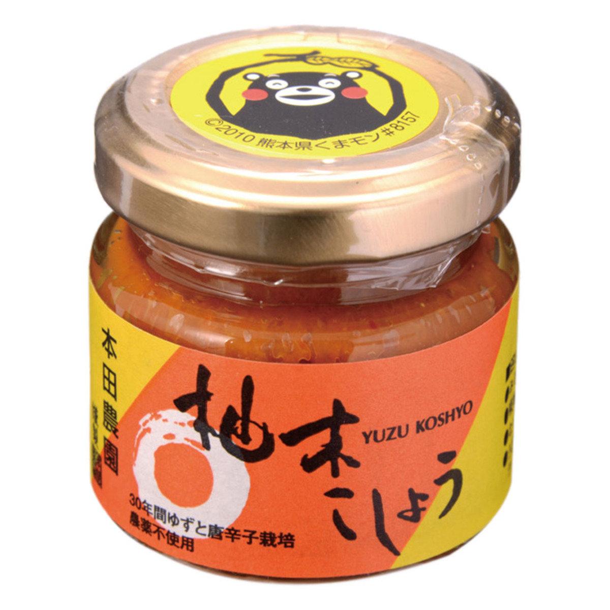 柚子赤胡椒醬 (40克)