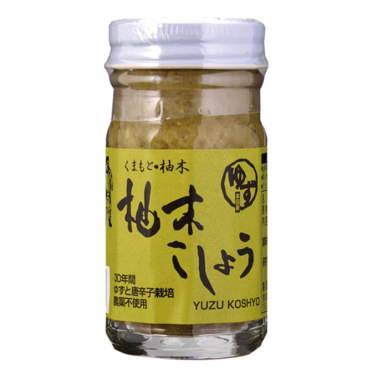 柚子青胡椒醬 (60克)
