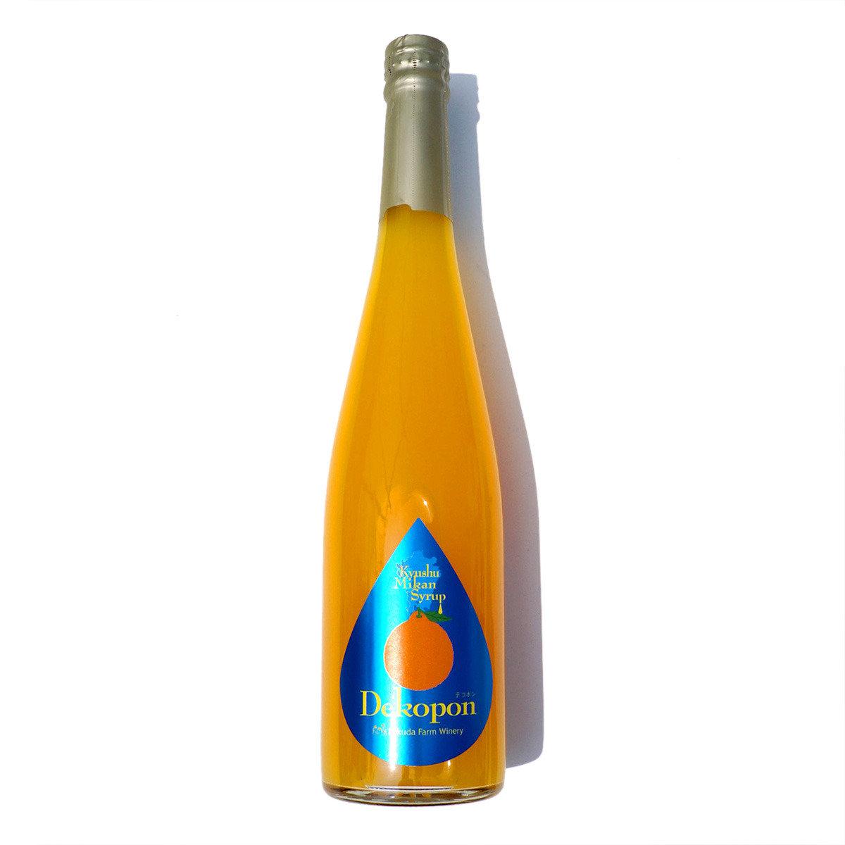 4倍濃縮'凸頂柑'果汁 (500毫升)