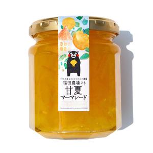 福田農場 - 甘夏蜜柑果醬 (215克)