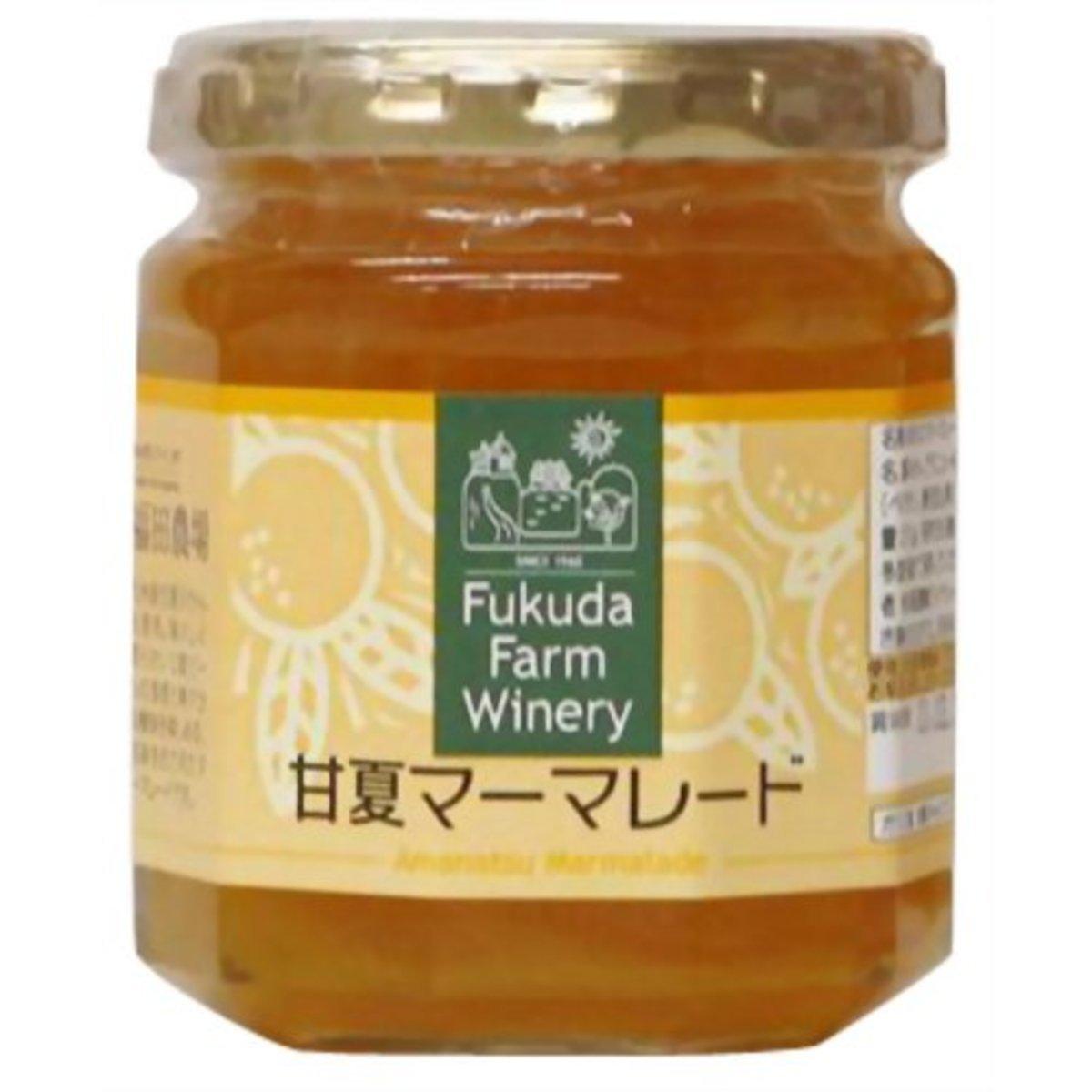 甘夏蜜柑果醬 (215克)
