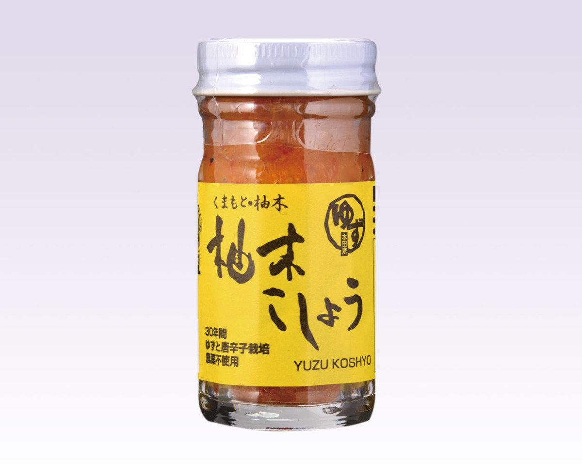 柚子赤胡椒醬 (60克)