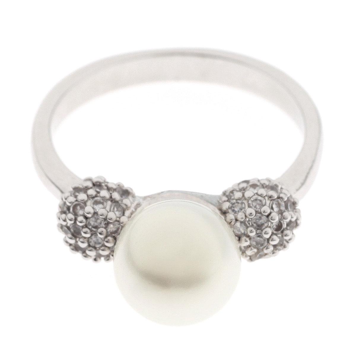 Elegant Pearl-R 優雅仿珍珠戒指