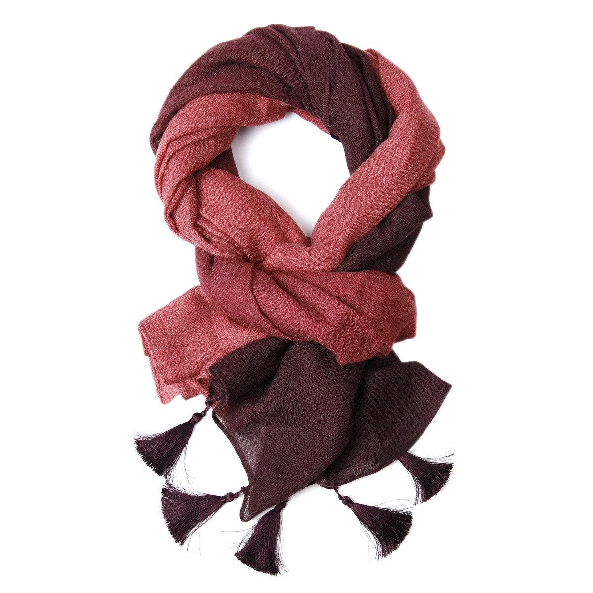 rug & tail_02 圍巾