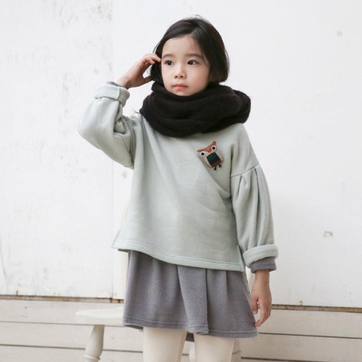 [15 W] 泡泡袖款T恤 (可配母女套裝)_S60570