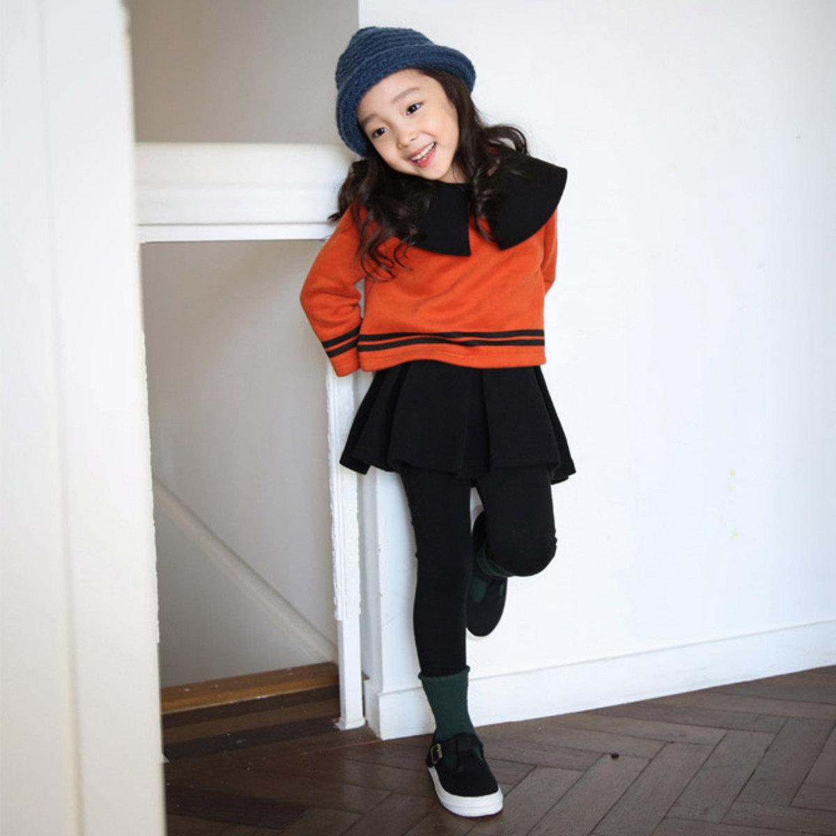 [15 W] 迷你裙款緊身褲_S60263