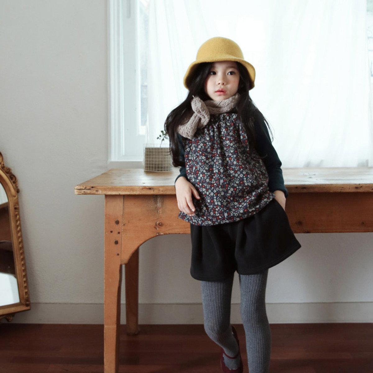 [15 W] 純色鬆身短褲_S60734