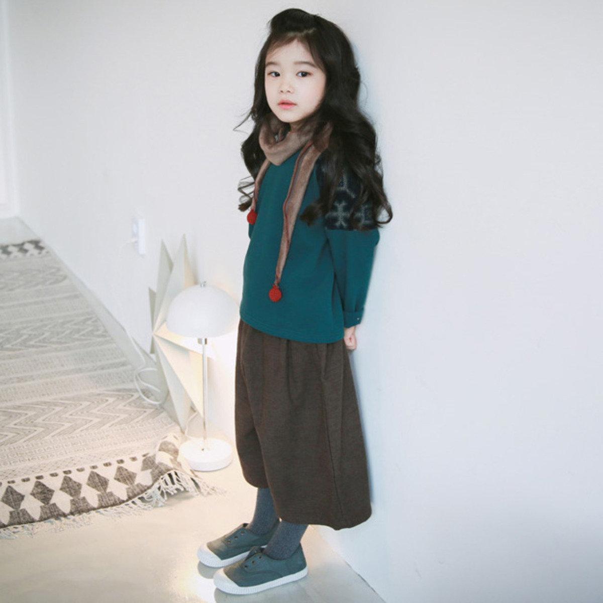 [15 W] 闊帶款連身裙褲_S62586