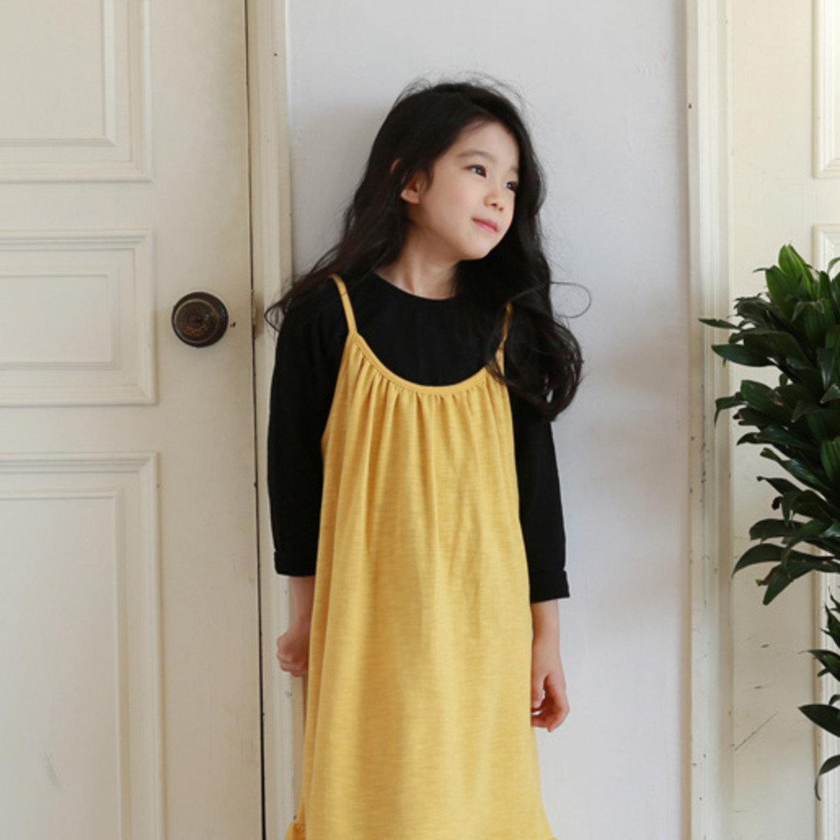 [16 SP] 純色圓領 T 恤_S63707