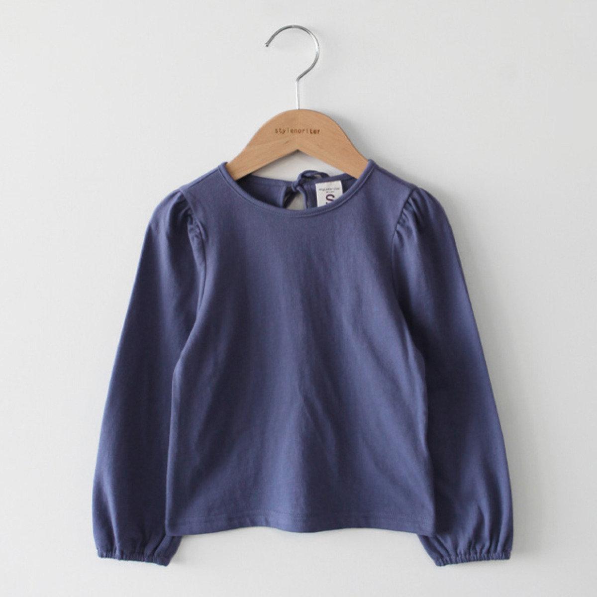 [16SP] 糖果色長袖上衣_S63751