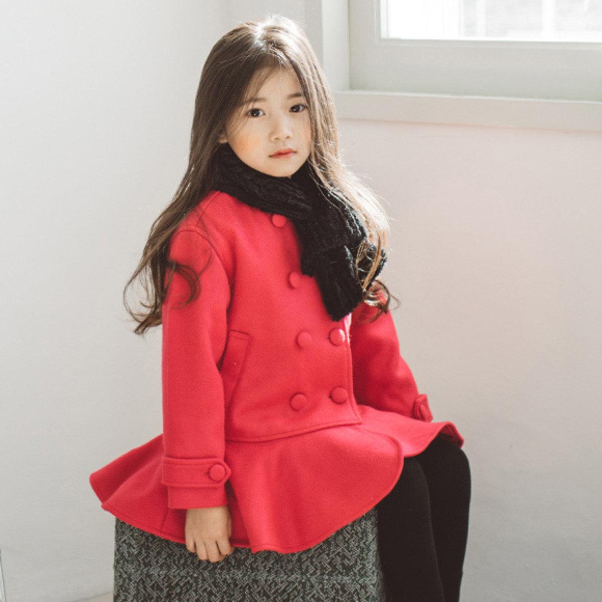 [16 W] 特色連身裙款外套_S73625