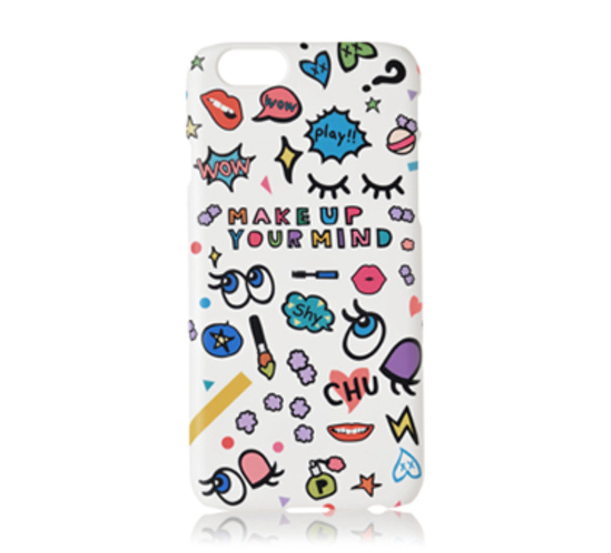 [PHONE CASE]PLAY PARTY-White