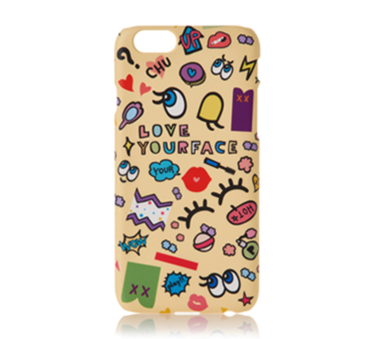 [PHONE CASE]PLAY PARTY-Yellow