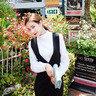 純色背心連身裙_C512MAOP1