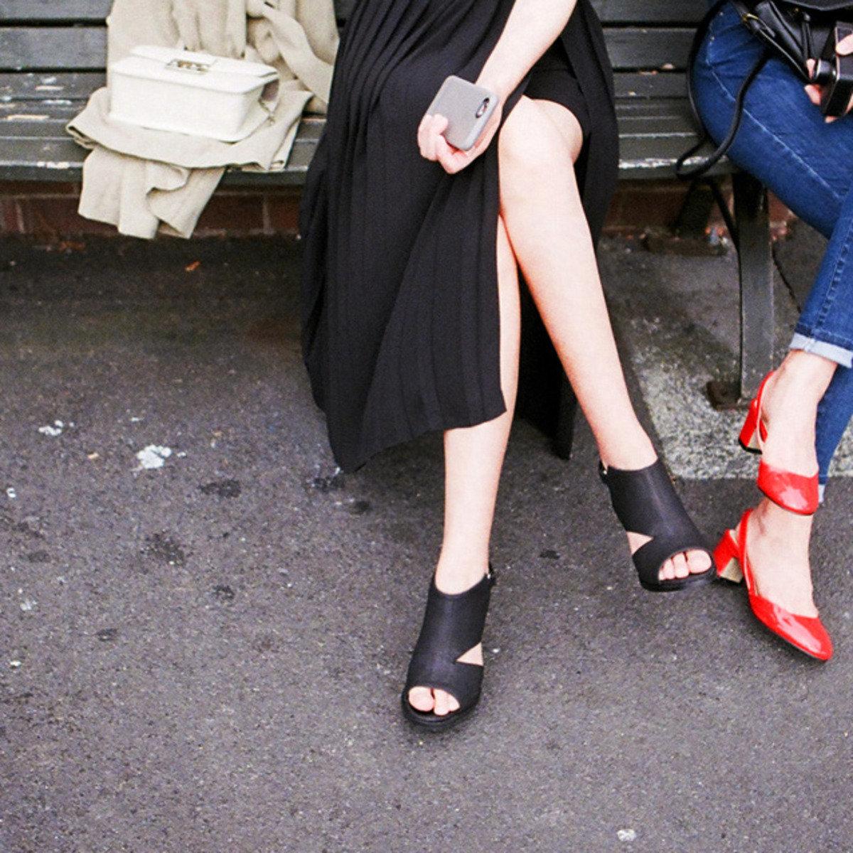 時尚仿仿皮高跟鞋_C512PASH95