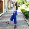 純色寬腳褲_CV-S1026053