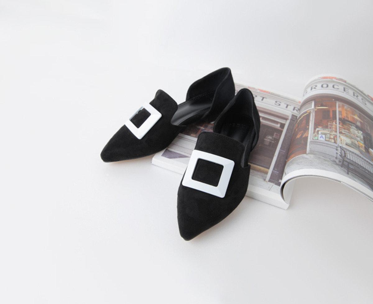 方格尖頭平底鞋_CV-20160127_014