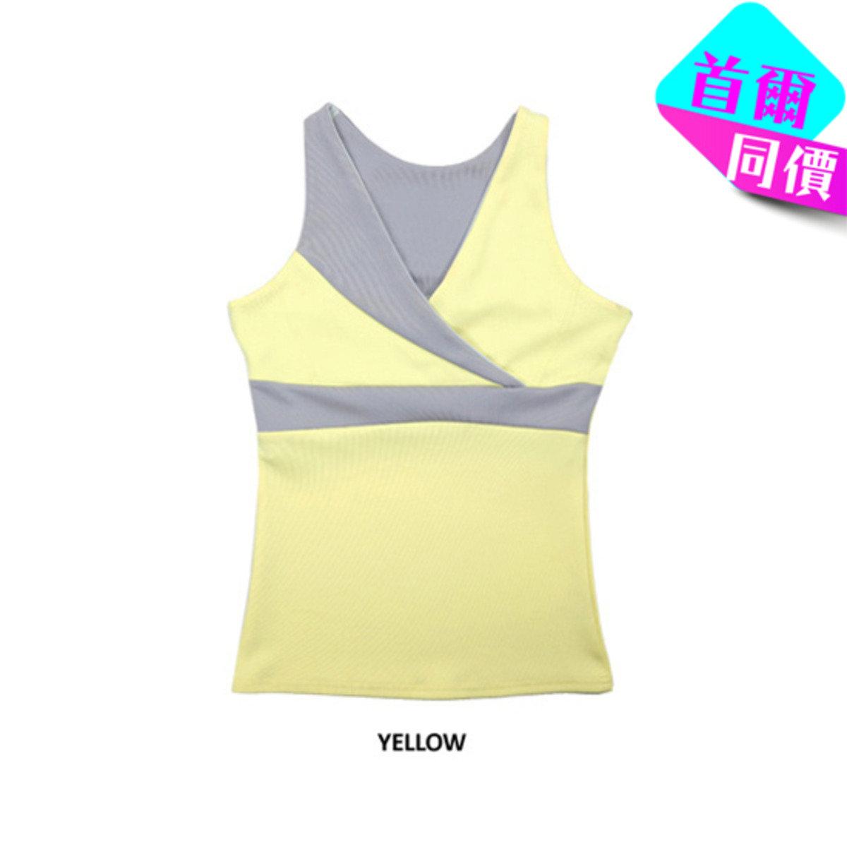 Sculling 拼色工字背心_RA20150909-420