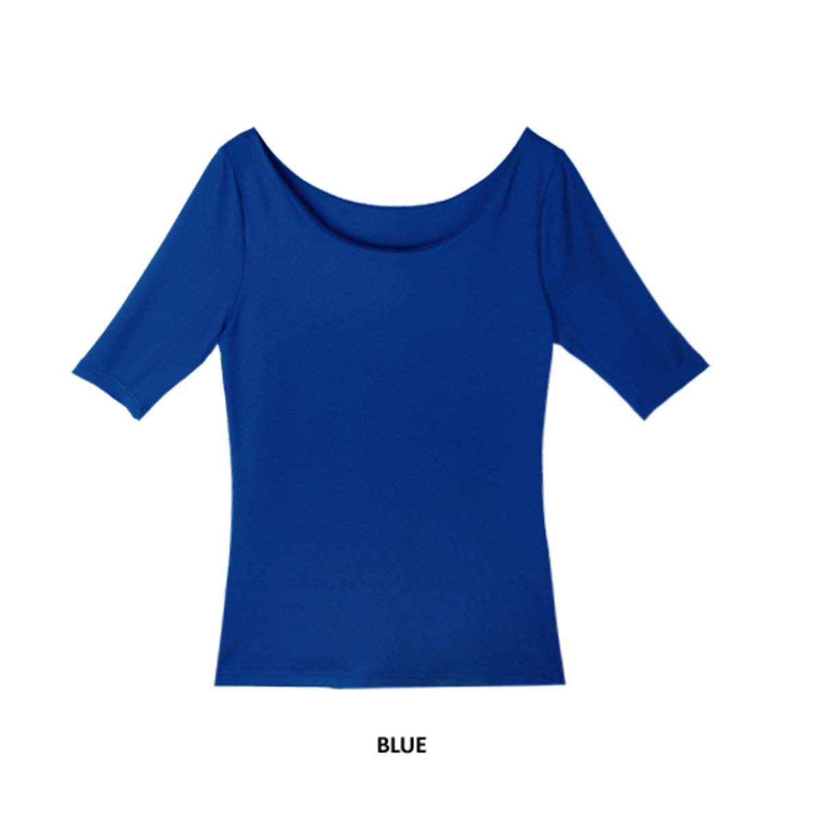 Horizon 五分袖上衣_RA20150909-383