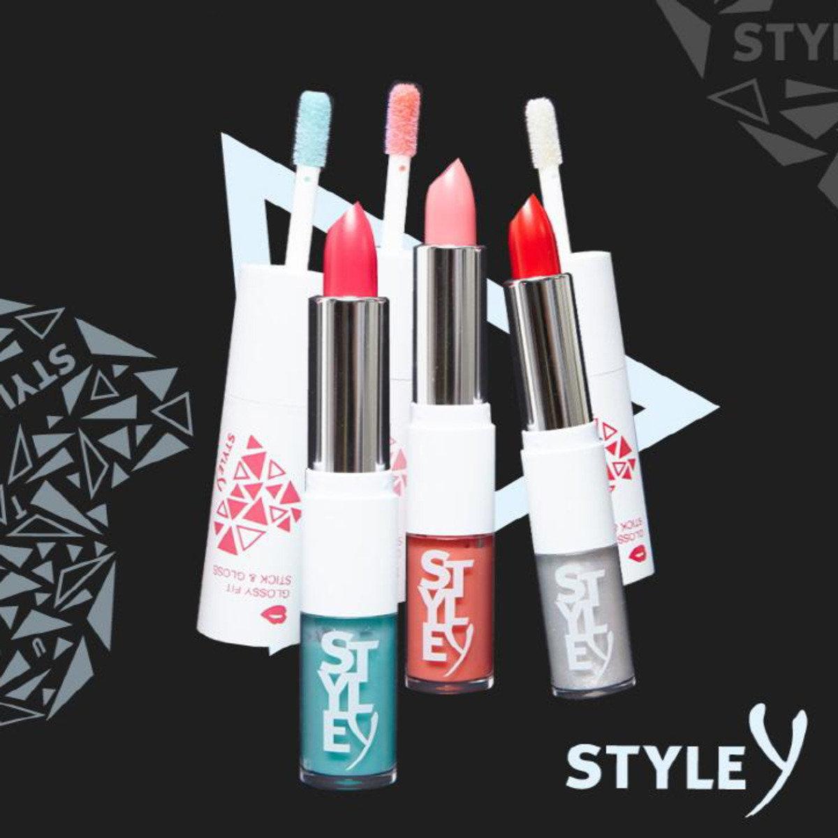 Style Y 閃亮唇膏及唇彩