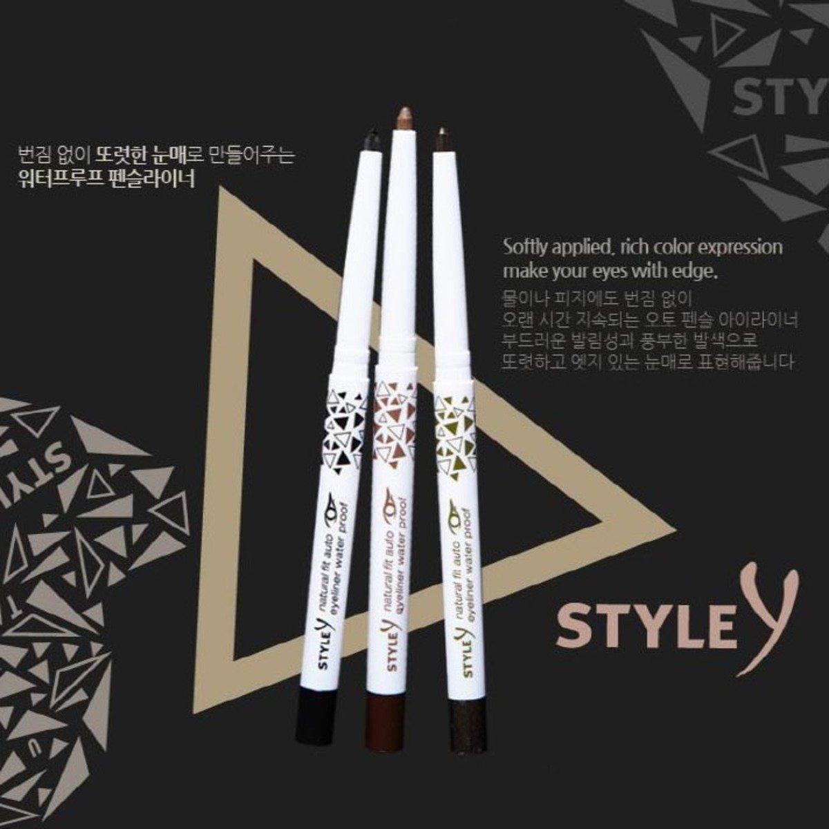 Style Y 自然防水眼線筆