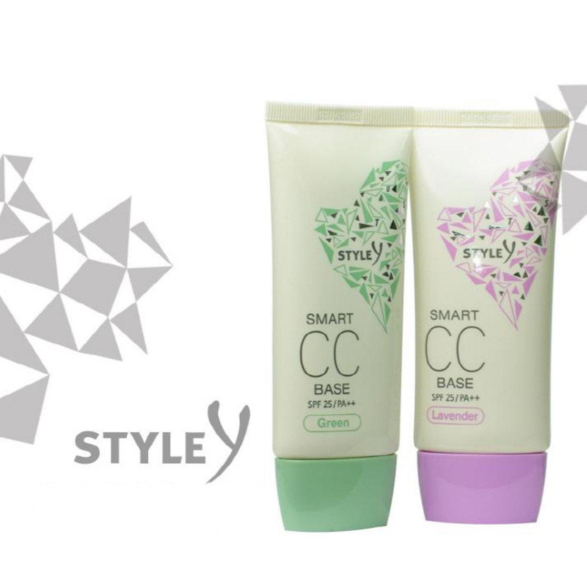 Style Y CC底霜