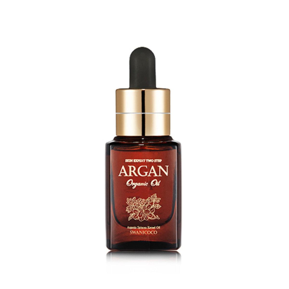 摩洛哥100%天然有機阿甘油
