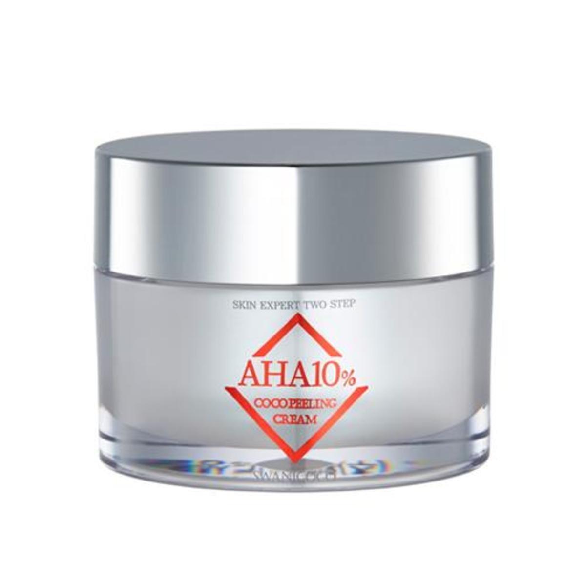 AHA10%高效去角質面霜