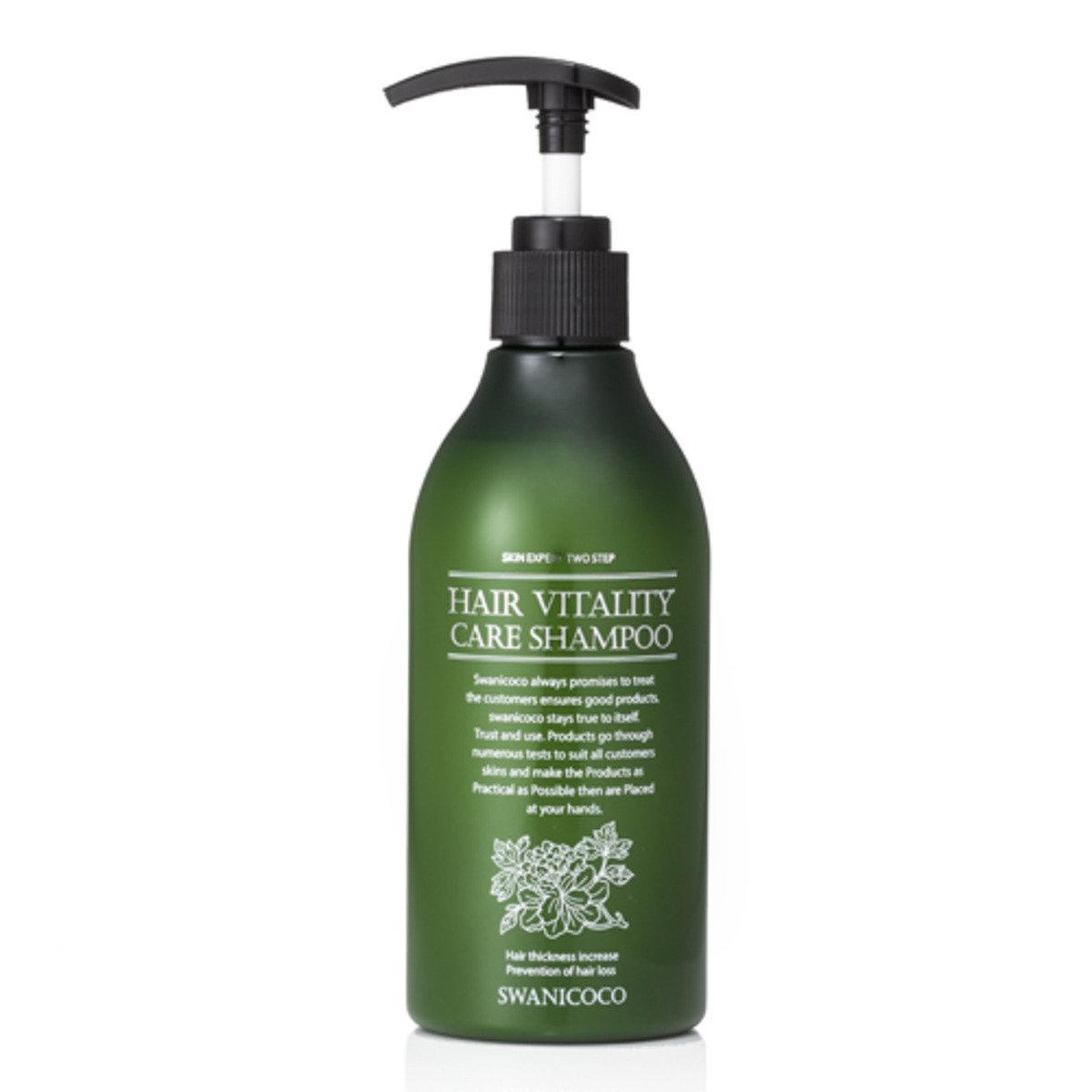 活力修護洗髮露
