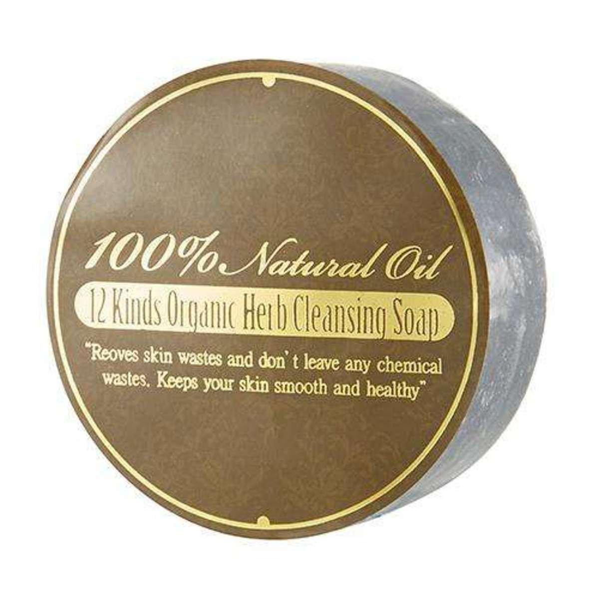 天然藥草手工皂
