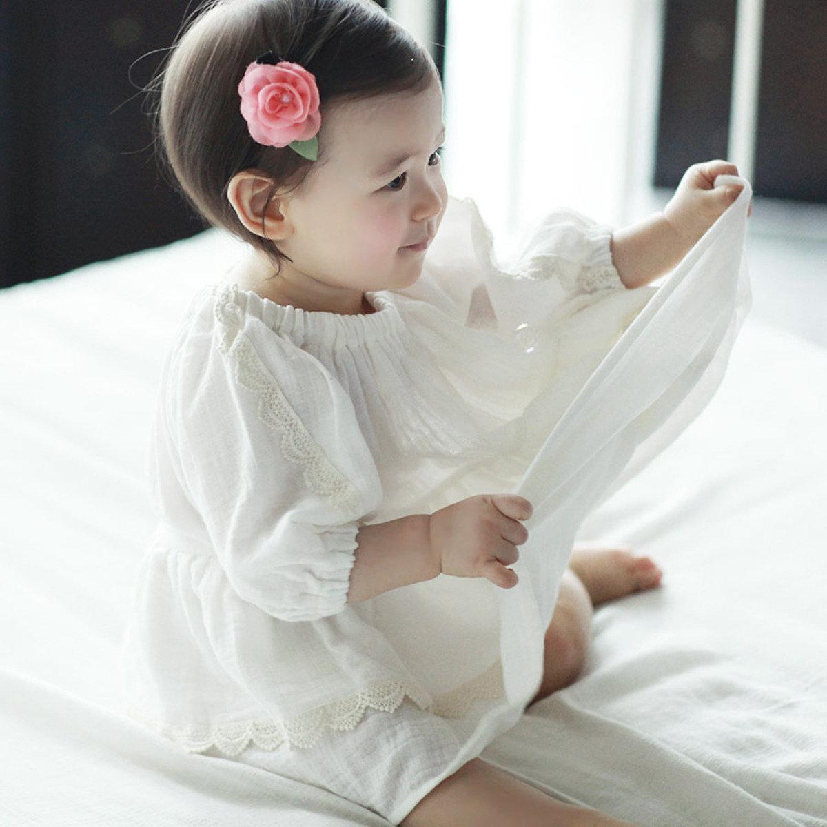 DTI-036_喱士花邊連身裙