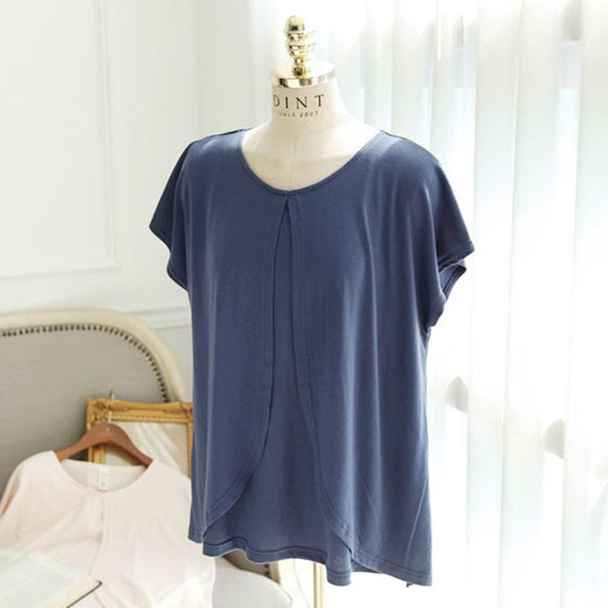 H-1162_寬鬆哺乳上衣 (孕婦裝)