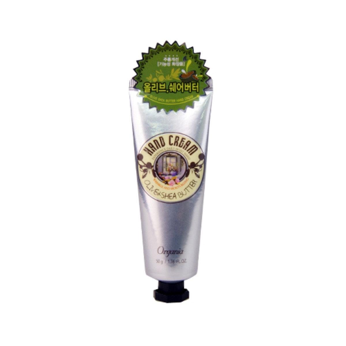 橄欖乳木果護手霜 50克