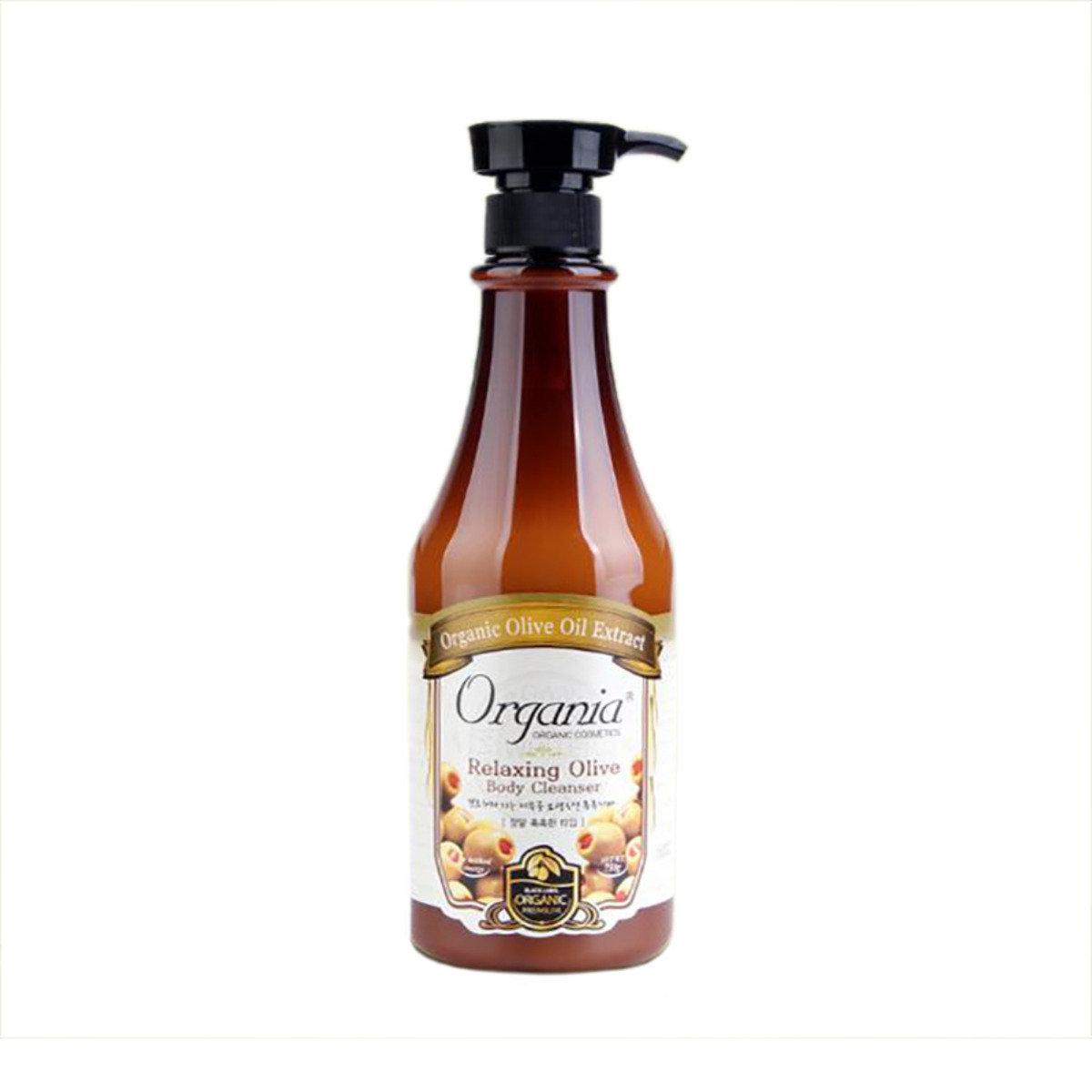 橄欖沐浴乳 750克