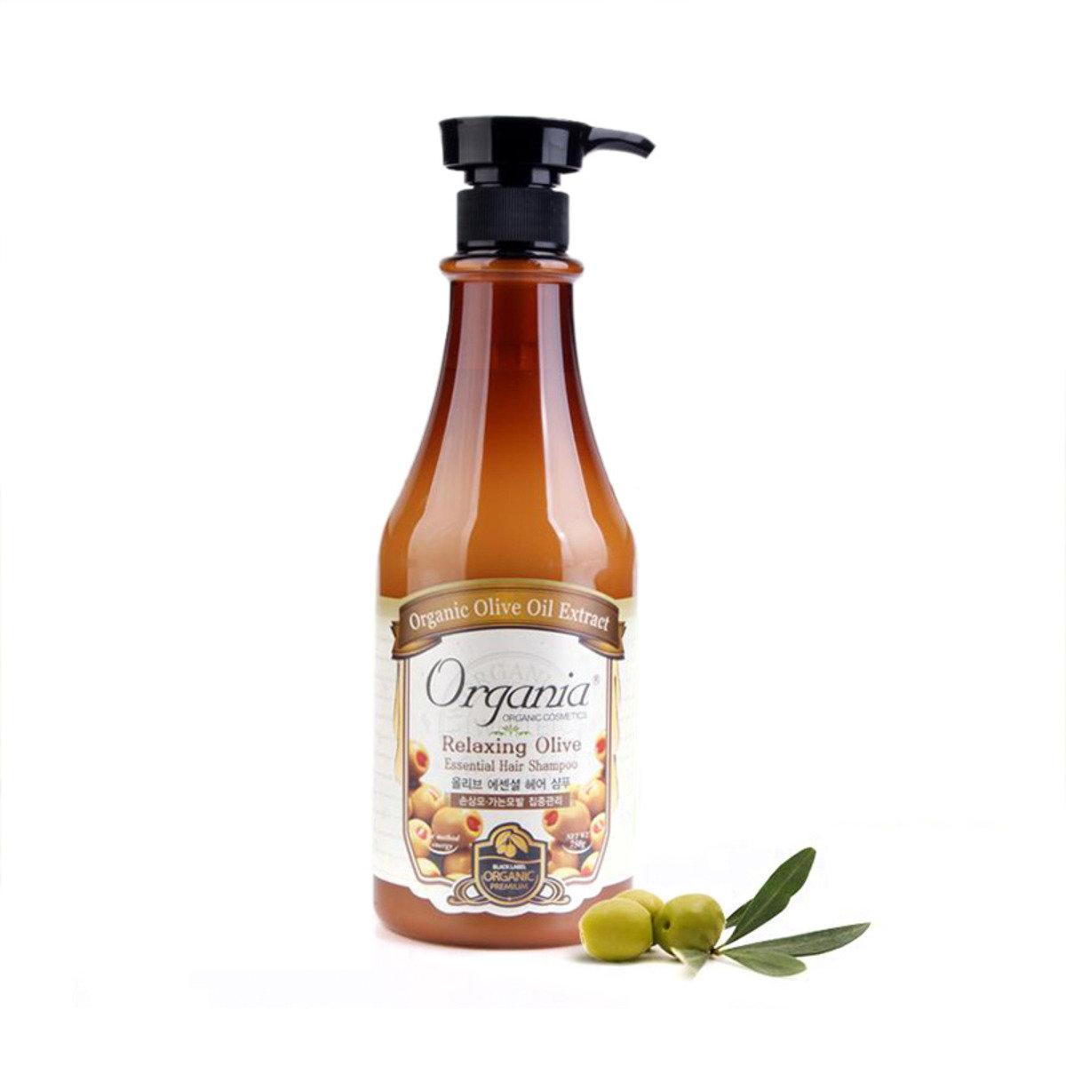 立體修護橄欖精華洗髮露 750克