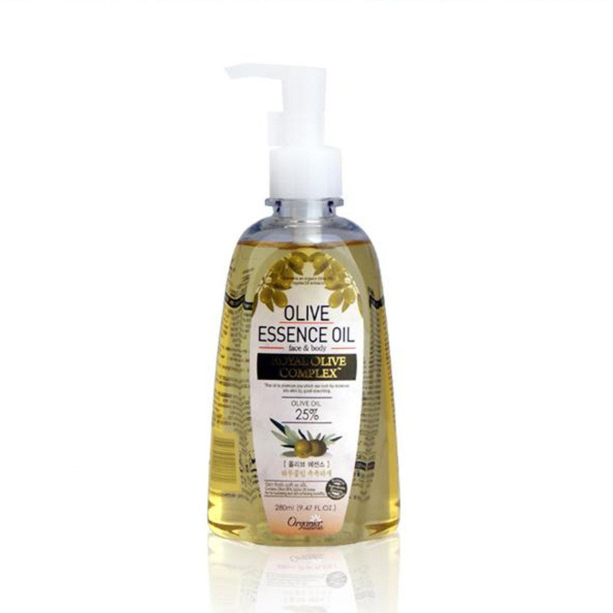 天然橄欖精華油