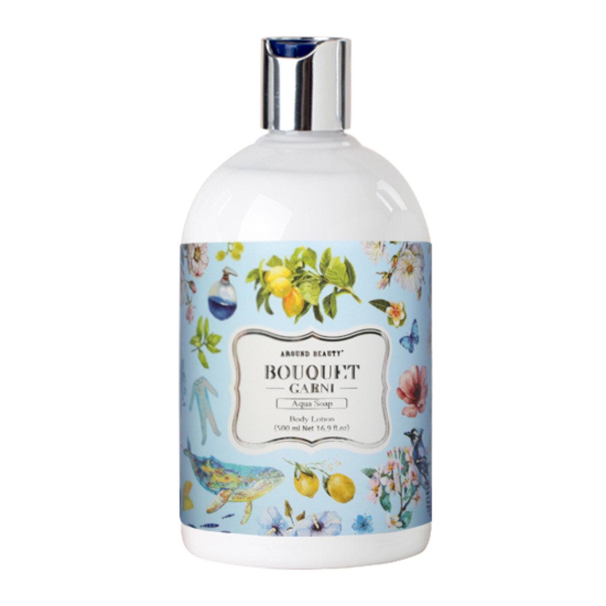 香氛身體乳液 Aqua Soap 500ml