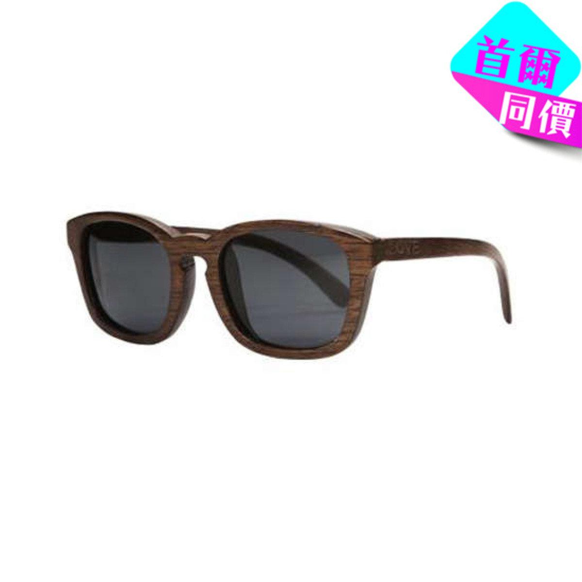 EBONY - 啡色楓木框架太陽眼鏡