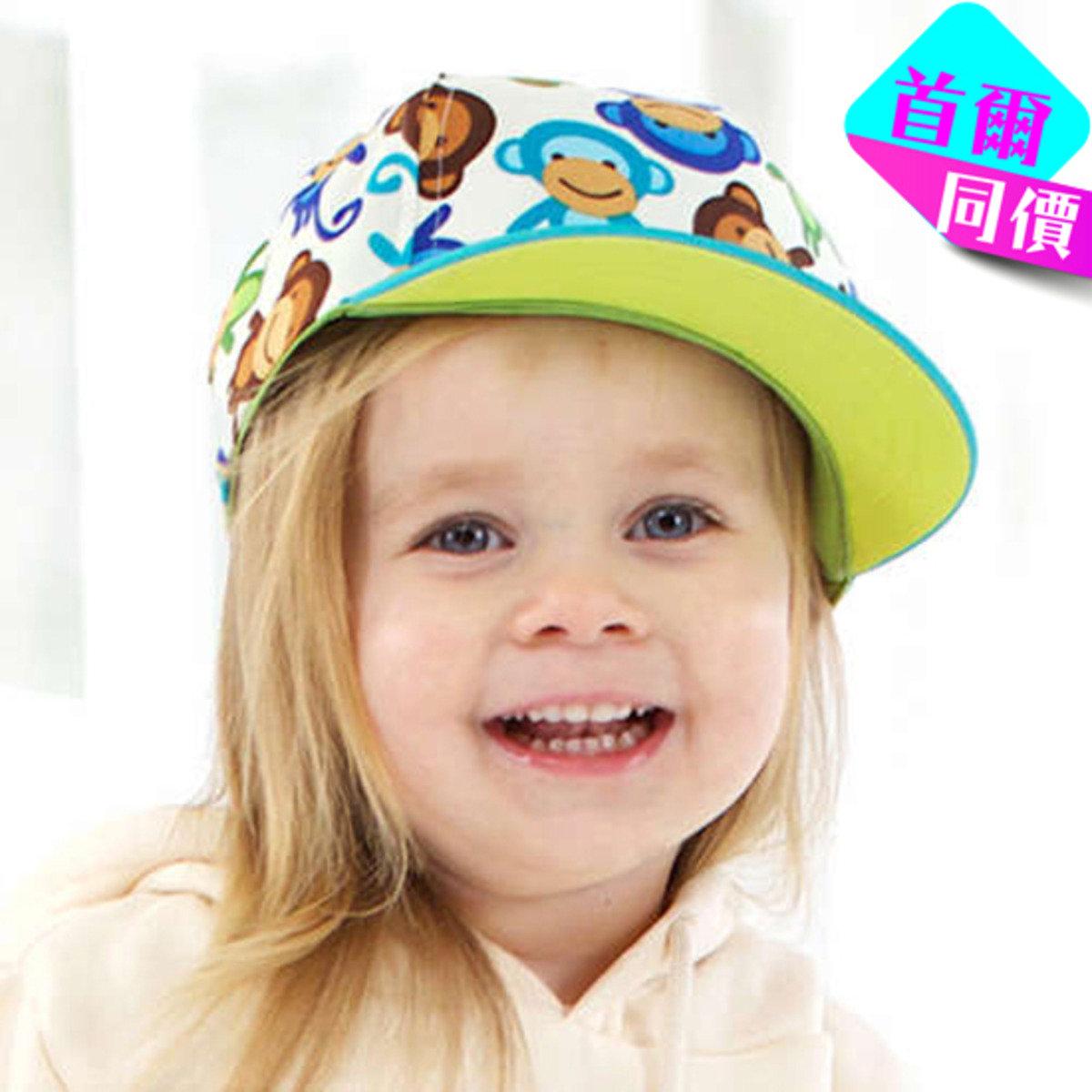 淘氣QQ猴鴨嘴帽