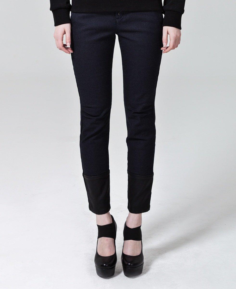 AKH15SS26 黑色牛仔褲