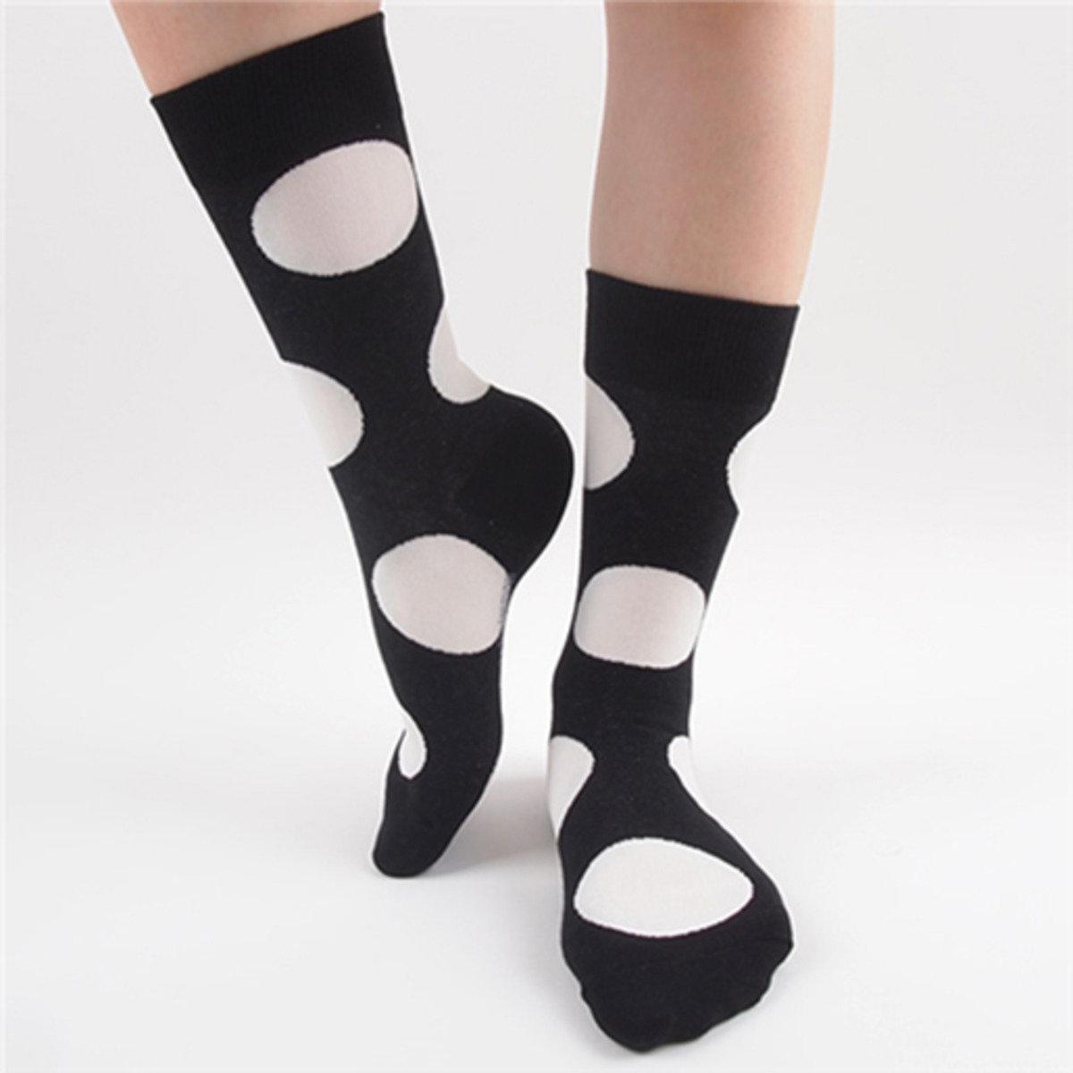 Bigdot 中筒襪 (黑色)_socks_13031