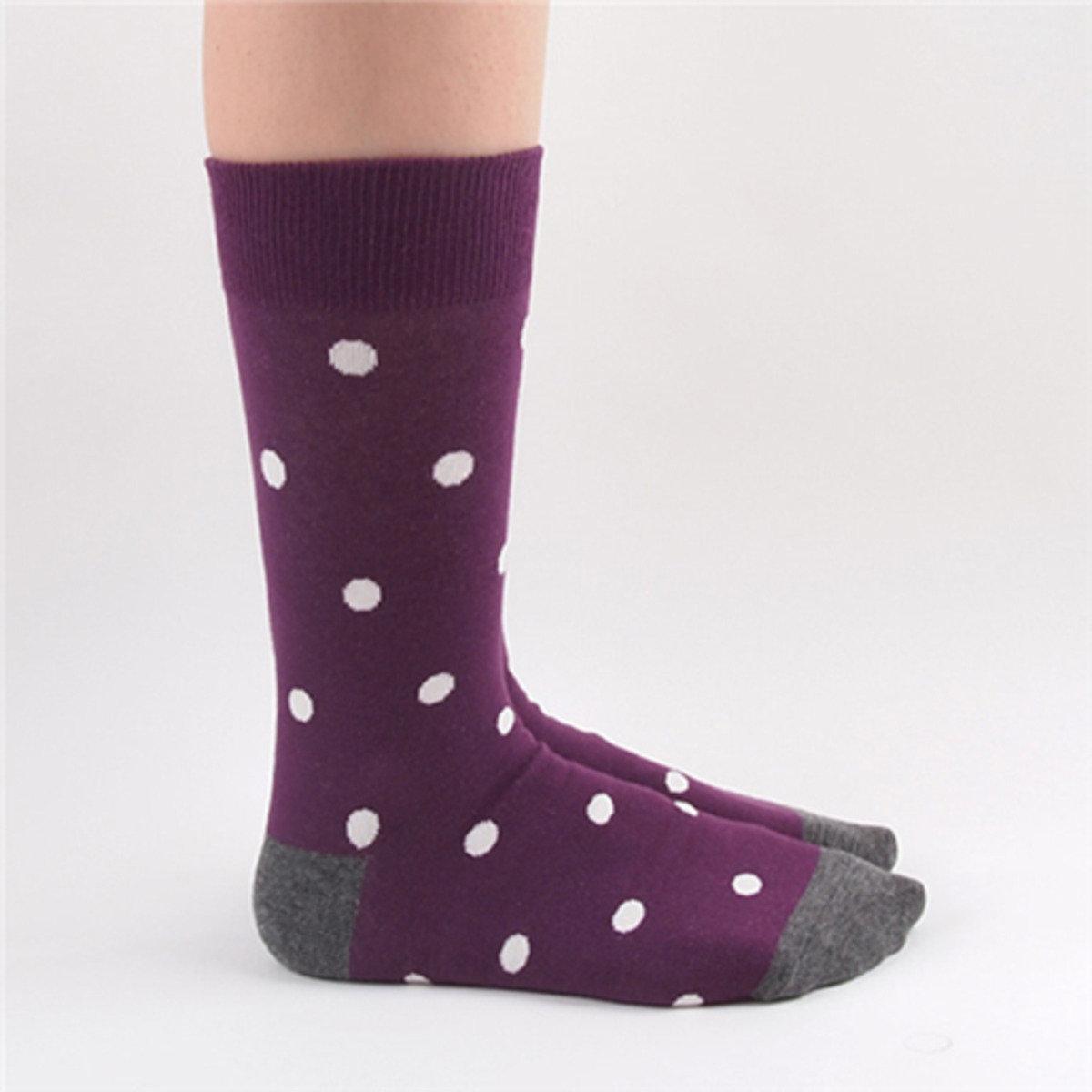 Grape 中筒襪_socks_13037