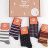 Gentle 中筒襪套裝 (5對)_socks_13042